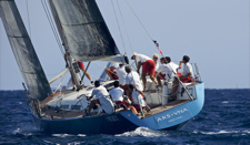Ars Una in regata